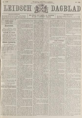 Leidsch Dagblad 1915-11-26