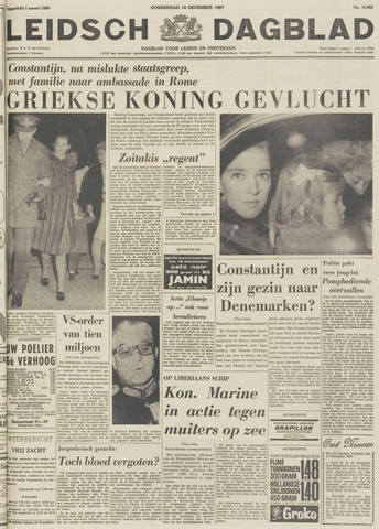 Leidsch Dagblad 1967-12-14