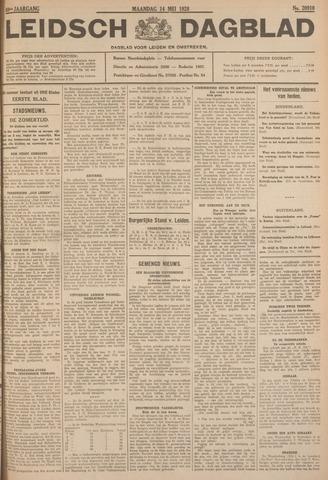 Leidsch Dagblad 1928-05-14