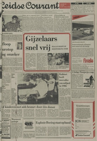 Leidse Courant 1985-06-29