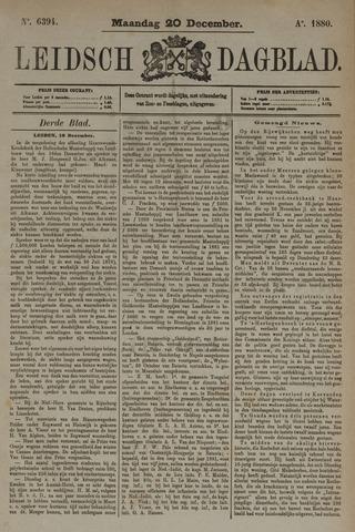 Leidsch Dagblad 1880-12-20