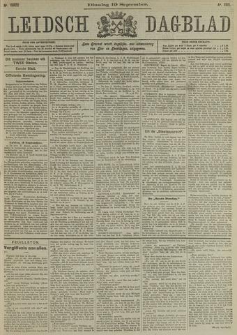 Leidsch Dagblad 1911-09-19