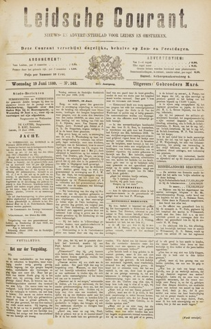 Leydse Courant 1889-06-19