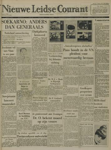Nieuwe Leidsche Courant 1965-10-05