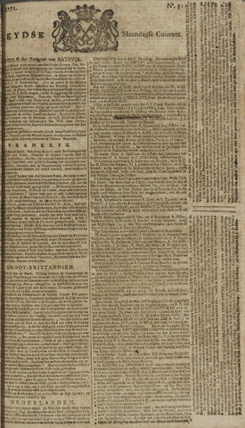 Leydse Courant 1771-04-29