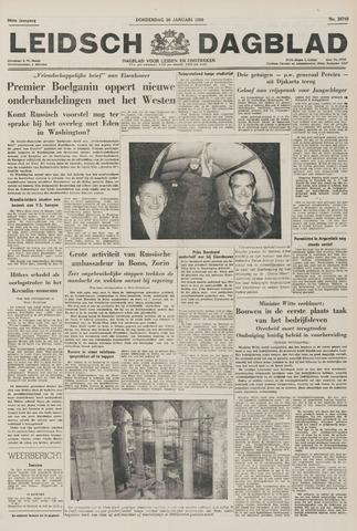 Leidsch Dagblad 1956-01-26