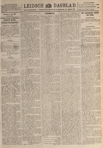 Leidsch Dagblad 1921-06-08
