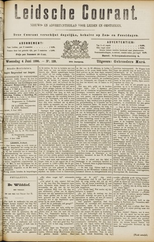 Leydse Courant 1890-06-04