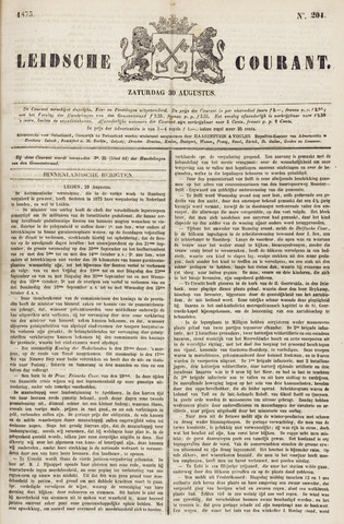Leydse Courant 1873-08-30