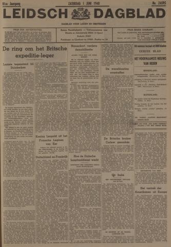 Leidsch Dagblad 1940-06-01