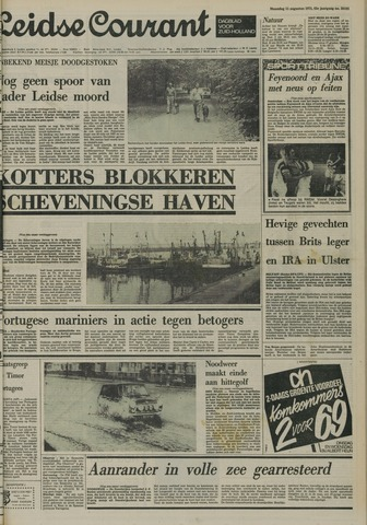 Leidse Courant 1975-08-11