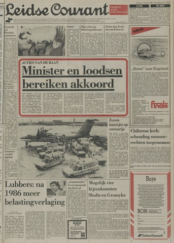 Leidse Courant 1985-01-05