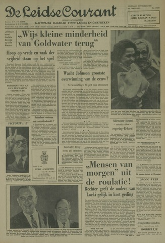 Leidse Courant 1964-11-03