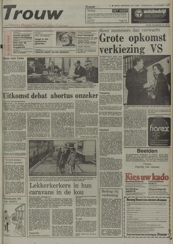 Nieuwe Leidsche Courant 1980-11-05