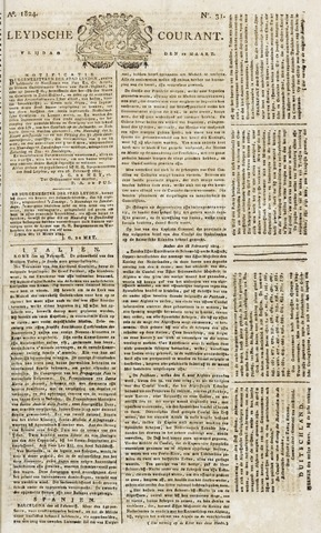 Leydse Courant 1824-03-12