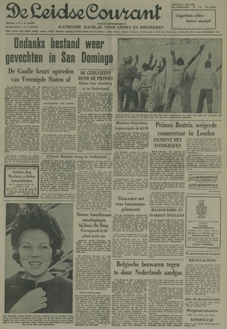 Leidse Courant 1965-05-07