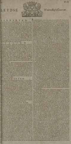 Leydse Courant 1722-07-22
