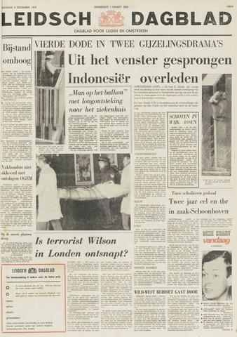 Leidsch Dagblad 1975-12-09