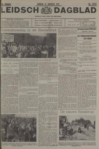 Leidsch Dagblad 1937-08-31