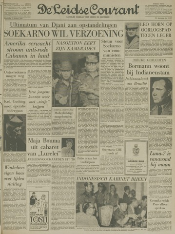 Leidse Courant 1965-10-07