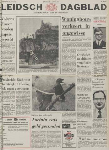 Leidsch Dagblad 1973-07-25