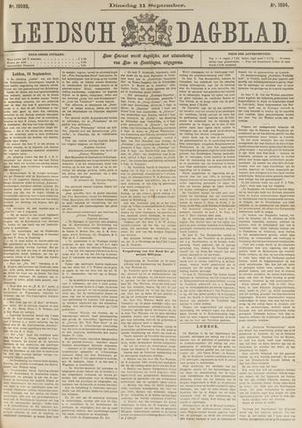 Leidsch Dagblad 1894-09-11