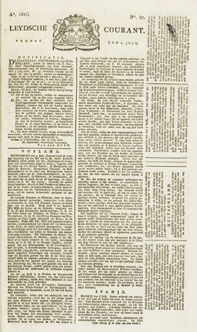 Leydse Courant 1826-07-21