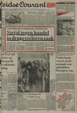 Leidse Courant 1981-11-28
