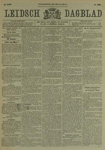 Leidsch Dagblad 1909-12-29