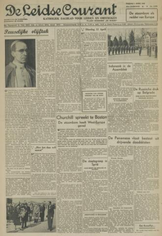 Leidse Courant 1949-04-01