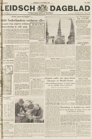 Leidsch Dagblad 1954-10-19
