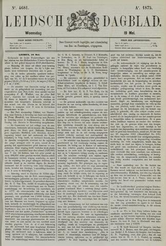 Leidsch Dagblad 1875-05-19