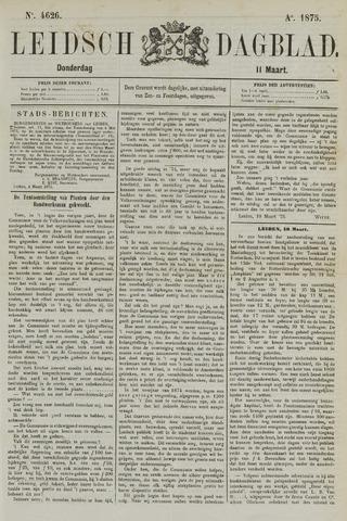 Leidsch Dagblad 1875-03-11