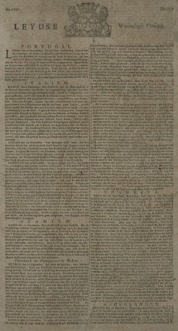 Leydse Courant 1727-12-31