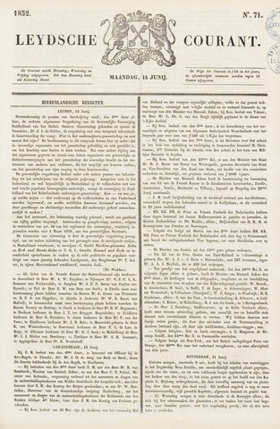 Leydse Courant 1852-06-14