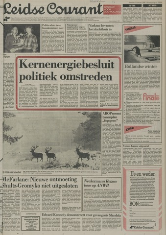 Leidse Courant 1985-01-12
