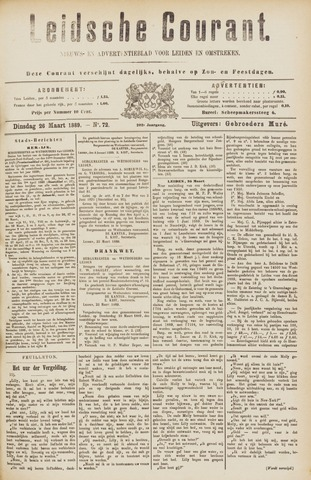 Leydse Courant 1889-03-26