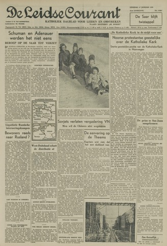 Leidse Courant 1950-01-17