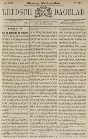 Leidsch Dagblad 1885-08-24