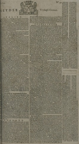 Leydse Courant 1744-07-31