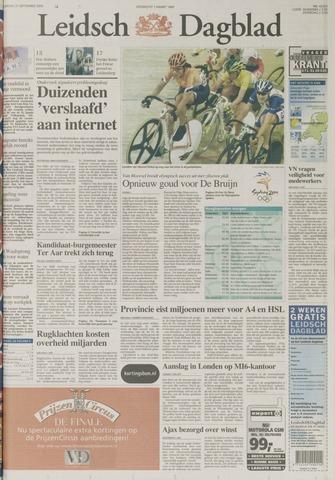 Leidsch Dagblad 2000-09-21