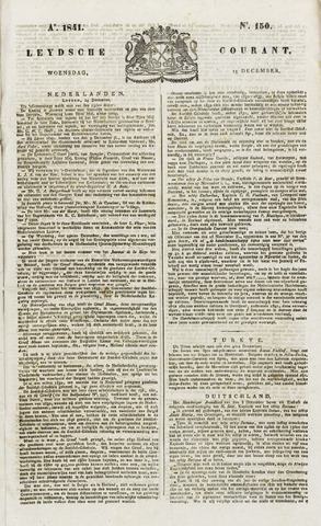 Leydse Courant 1841-12-15