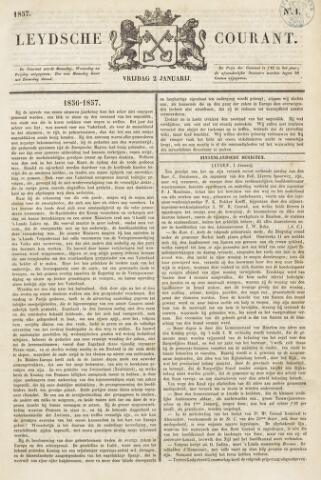 Leydse Courant 1857