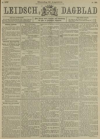 Leidsch Dagblad 1911-08-21