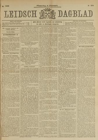 Leidsch Dagblad 1904-01-04