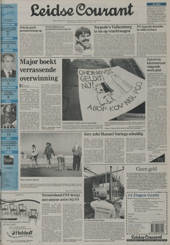 Leidse Courant 1992-04-10