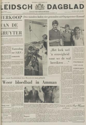 Leidsch Dagblad 1970-09-23