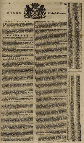 Leydse Courant 1779-11-05