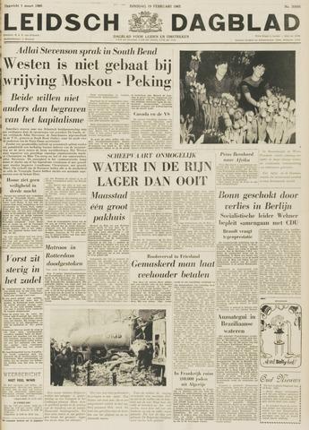 Leidsch Dagblad 1963-02-19