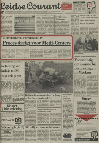 Leidse Courant 1987-04-14